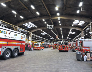 New York Lighting and Fire Alarm Installation